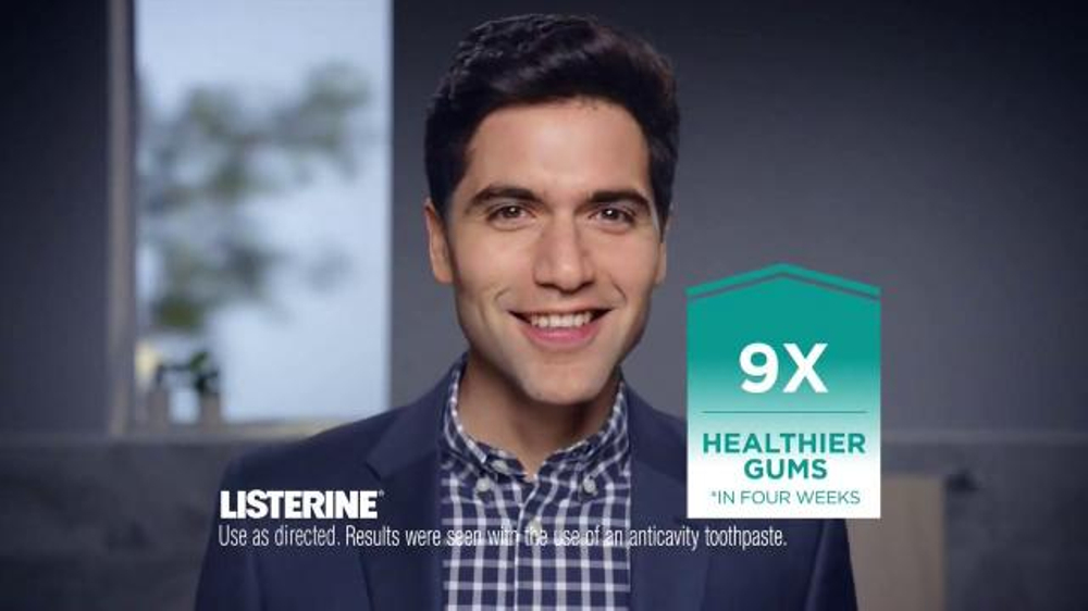 Listerine TV Commercial, '21 Day Challenge'