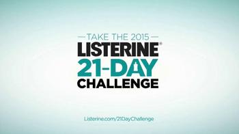 Listerine TV Spot, '21 Day Challenge' - Thumbnail 10