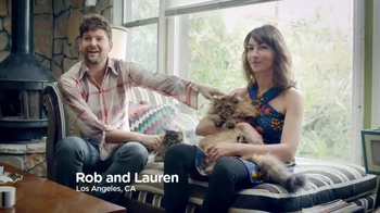 Swiffer Sweeper TV Spot, 'Rob and Lauren'