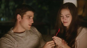 Dairy Queen Cupid Cake TV Spot, 'Plastic Spoon'
