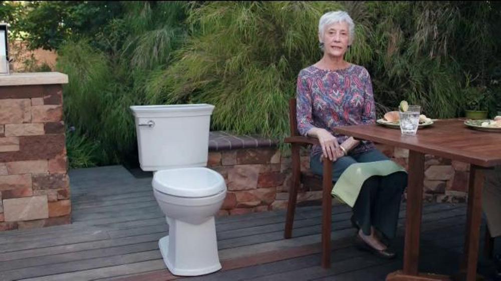 American Standard VorMax Toilet TV Commercial, Splatter