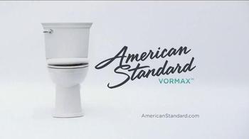 American Standard VorMax Toilet TV Spot, 'Splatter' - Thumbnail 10