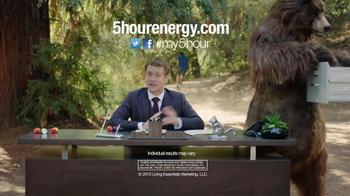 5 Hour Energy TV Spot, 'Bear' - Thumbnail 10