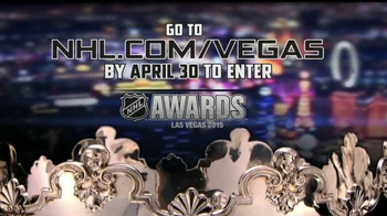 Las Vegas Convention and Visitors Authority TV Spot, '2015 NHL Awards'