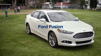 Ford Fusion TV Spot, 'Baseball' - Thumbnail 10
