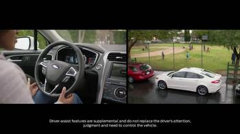 Ford Fusion TV Spot, 'Baseball' - Thumbnail 7