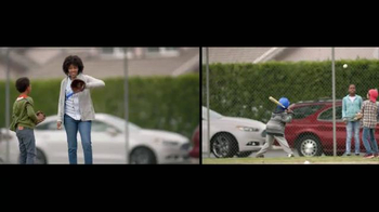 Ford Fusion TV Spot, 'Baseball' - 460 commercial airings
