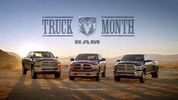 Ram 1500 TV Spot, 'Ram Truck Month: Playground' - Thumbnail 8