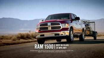 Ram 1500 TV Spot, 'Ram Truck Month: Playground' - Thumbnail 4