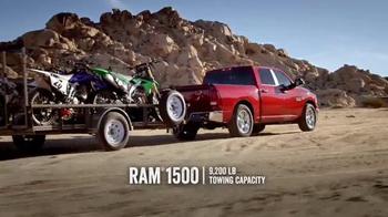 Ram 1500 TV Spot, 'Ram Truck Month: Playground' - Thumbnail 5