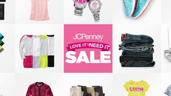 JCPenney Love It Need It Sale TV Spot, 'Gifts for All Your Valentines' - Thumbnail 2