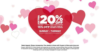 JCPenney Love It Need It Sale TV Spot, 'Gifts for All Your Valentines' - Thumbnail 5