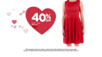JCPenney Love It Need It Sale TV Spot, 'Gifts for All Your Valentines' - Thumbnail 7
