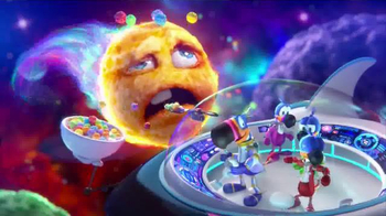 Froot Loops Bloopers TV Spot, \'Space Chase\'