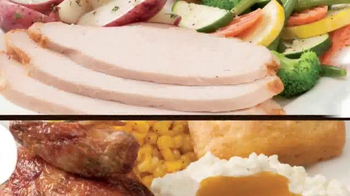 Boston Market 2 for $20 Complete Meal Deal TV Spot, 'Delicious Selections' - Thumbnail 2