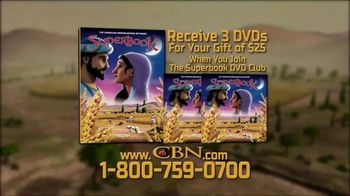 Superbook DVD Club TV Spot, 'Get Ruth' - Thumbnail 5