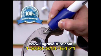 Engrave-It Pro TV Spot, 'Identify Your Stuff' - Thumbnail 7