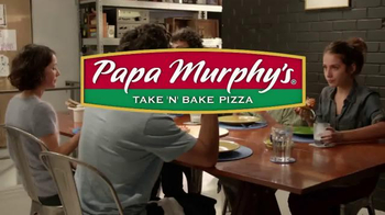 Papa Murphy's 5-Meat Stuffed Pizza TV Spot, 'Family Temperature' - Thumbnail 10