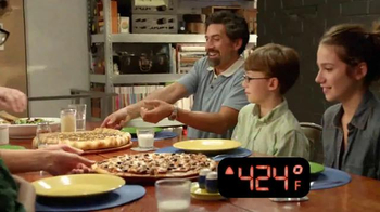 Papa Murphy's 5-Meat Stuffed Pizza TV Spot, 'Family Temperature' - Thumbnail 6