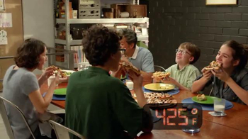 Papa Murphy's 5-Meat Stuffed Pizza TV Spot, 'Family Temperature'