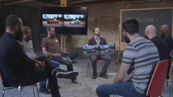 2015 Chevrolet Colorado TV Spot, 'Truck Guy Focus Group: Rugged' - Thumbnail 4