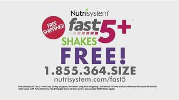 Nutrisystem Fast 5+ TV Spot, 'Lose It Fast' Feat. Marie Osmond, Dan Marino - Thumbnail 9