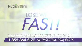 Nutrisystem Fast 5+ TV Spot, 'Lose It Fast' Feat. Marie Osmond, Dan Marino - Thumbnail 2