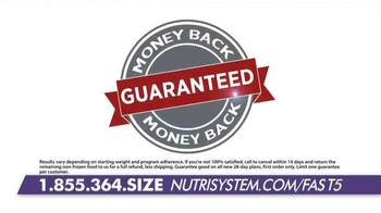 Nutrisystem Fast 5+ TV Spot, 'Lose It Fast' Feat. Marie Osmond, Dan Marino - Thumbnail 3