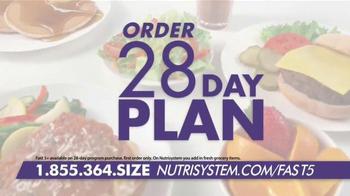 Nutrisystem Fast 5+ TV Spot, 'Lose It Fast' Feat. Marie Osmond, Dan Marino - Thumbnail 4