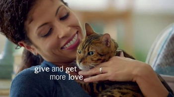 PetSmart TV Spot, 'Give and Get More Love'