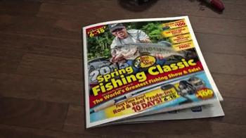 Bass Pro Shops Spring Fishing Classic TV Spot, 'Get What you Need' - Thumbnail 1