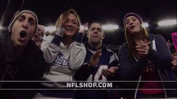 NFL Shop Super Bowl 2015 Postgame TV Spot, 'New England Patriots' - 2 commercial airings