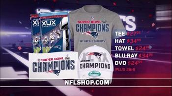 NFL Shop Super Bowl 2015 Postgame TV Spot, 'New England Patriots' - Thumbnail 7