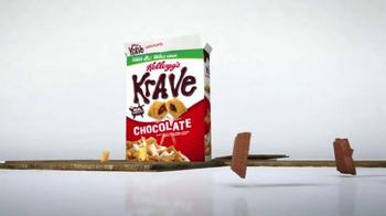 Kellogg's Krave TV Spot, 'Monstrously Good' - Thumbnail 5
