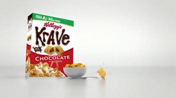 Kellogg's Krave TV Spot, 'Monstrously Good' - Thumbnail 9