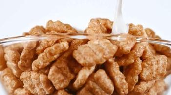 Special K Protein Cinnamon Brown Sugar Crush TV Spot, 'Stick It' - Thumbnail 8