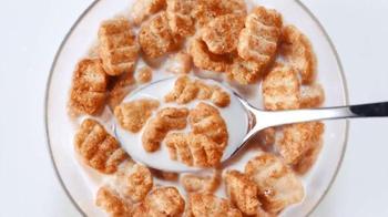 Special K Protein Cinnamon Brown Sugar Crush TV Spot, 'Stick It'
