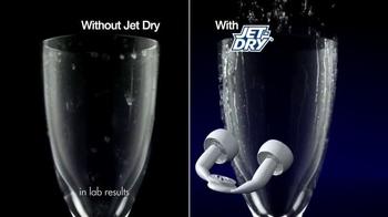 Finish Jet-Dry Rinse Aid TV Spot, 'Spots Again?' - Thumbnail 7
