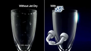 Finish Jet-Dry Rinse Aid TV Spot, 'Spots Again?' - Thumbnail 8