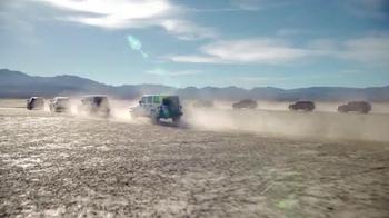 Jeep Presidents Day Event TV Spot, 'Historic Sales' - Thumbnail 3