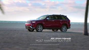 Jeep Presidents Day Event TV Spot, 'Historic Sales' - Thumbnail 4