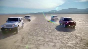 Jeep Presidents Day Event TV Spot, 'Historic Sales' - Thumbnail 5