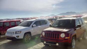 Jeep Presidents Day Event TV Spot, 'Historic Sales' - Thumbnail 6