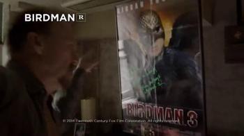 XFINITY On Demand TV Spot, '2015 Oscar Nominees: Birdman' - Thumbnail 6