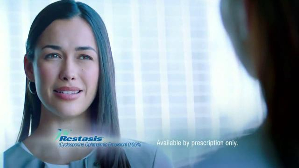 Restasis TV Commercial, 'Treat the Disease'