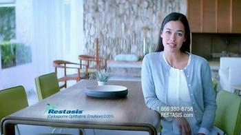Restasis TV Spot, 'Treat the Disease' - Thumbnail 7