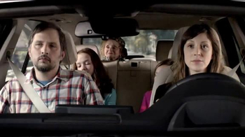 BMW Sports Activity Sales Event TV Spot, 'Back-Backseat Drivers'