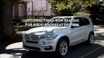 BMW Sports Activity Sales Event TV Spot, 'Back-Backseat Drivers' - Thumbnail 5