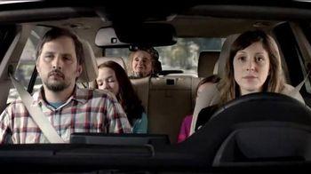 BMW Sports Activity Sales Event TV Spot, 'Back-Backseat Drivers'