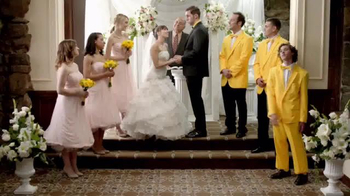 Jumbo Push Pop TV Spot, 'Wedding Twisted Mystery'